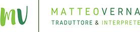 Matteo Verna - Traduttore e Interprete di lingua portoghese
